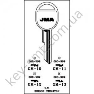 GM13 /JMA/