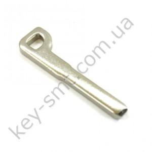 Лезвие смарт ключа Ford Mondeo, Fusion, Explorer и другие, Lincoln MKC, MKX, MKZ, HU101 /D
