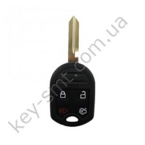 Ключ Ford Taurus, Fusion, Flex и другие, 315 Mhz, CWTWB1U793, 4D-63 80bit, 3+1 кнопки, лезвие FO38R /D