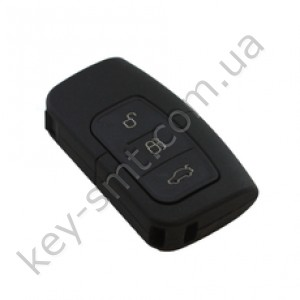 Смарт ключ Ford Focus, Kuga, Mondeo, C-Max, 433 Mhz, 5WK48794, 3 кнопки /D