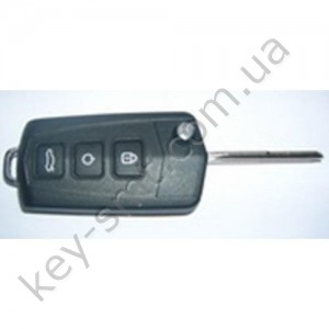 HYUNDAI Корпус выкидного ключа 3 кн.  (MB350)