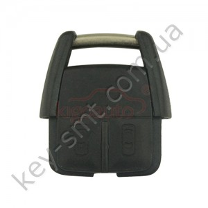 Корпус ключа Opel Vectra, Zafira и другие, 3 кнопки, лезвие HU43 /D