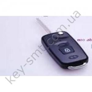HYUNDAI Корпус выкидного ключа с 2 кнопками(MB960)
