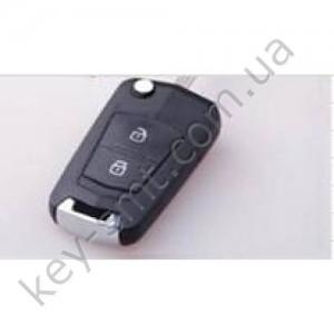 HYUNDAI Корпус выкидного ключа с 2 кнопками(MB971)
