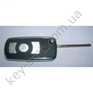 HYUNDAI Корпус выкидного ключа с 3 кнопками(MB917)