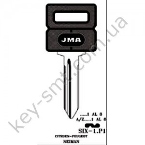 SIX1P1 /JMA/