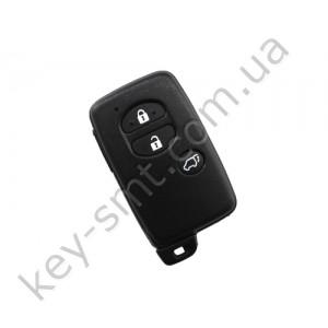Смарт ключ Toyota Land Cruiser Prado Limited, 433Mhz, B74EA Pg1:98, G-chip, 3 кнопки /D