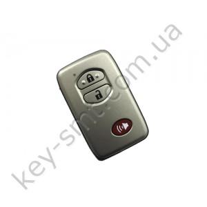 Смарт ключ Toyota Land Cruiser, 315 Mhz, HYQ14AEM Pg1:98, G-chip, 2+1 кнопки /D