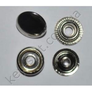 Кнопка каппа (15мм)  никель (720) №61 (4230)