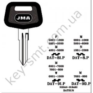 DAT9DP /JMA/