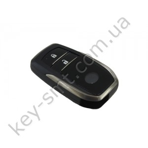 Смарт ключ Toyota Land Cruiser, 433Mhz, BJ2EW Pg1:A8, H-chip, 2 кнопки /D