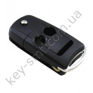Корпус выкидного ключа Honda 2+1 кнопки, лезвие HON66 /D