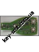 BE KEY(Single Battery)Xhorse/(XNBZ01EN) mercedes рыбка