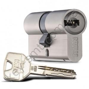 Цилиндр TITAN T-200 (36-66 MN) ключ/ключ