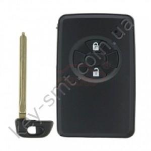 Смарт ключ Toyota Rav4, 433Mhz, B90EA Pg1:98, G-chip, 2 кнопки /D