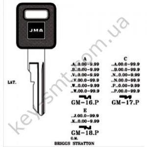 GM18P /JMA/