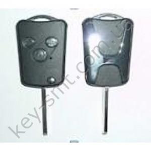 HONDA Корпус выкидного ключа с 3 кнопками (MB970)