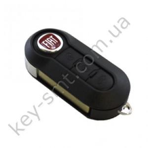 Корпус выкидного ключа Fiat, 3 кнопки, лезвие SIP22, тип 1 /D