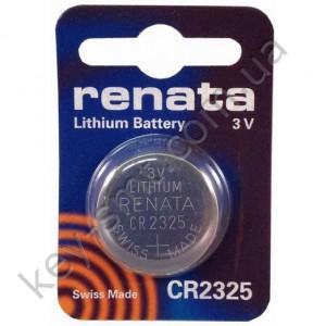 CR2325 Renata батарейка (Lithium 3V)(23.0x2.5mm) (190mAh)