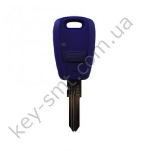 Корпус ключа Fiat Multipla, Palio, Punto, Seicento, Siena, 1 кнопка, лезвие GT15R /D