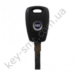 Корпус ключа с местом под чип Fiat Doblo, Ducato, Idea, Punto, Stilo, лезвие SIP22, тип 1 /D