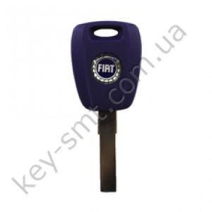 Корпус ключа с местом под чип Fiat Doblo, Ducato, Idea, Punto, Stilo, лезвие SIP22, тип 2 /D