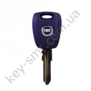 Корпус ключа с местом под чип Fiat Multipla, Palio, Punto, Siena, лезвие GT15R /D
