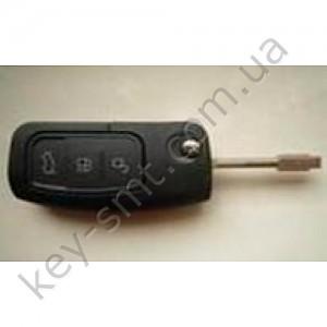 FORD Корпус выкидного ключа с 3 кнопками MONDEO (MB-970)(77709)I