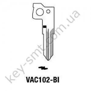 VAC102-BI /Лезвие-Silca/