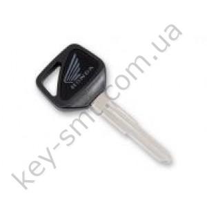 Корпус ключа с местом под чип Honda CB 125 S, CB 500 и другие, лезвие HON31R /D