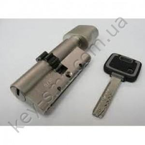 Цилиндр MUL-T-LOCK MT5+ (50х50T)к/п сатин шестерня