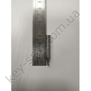 Фреза вертикальная 2,5мм  CARBIDE D6x40Lx4F  /EW6025B-4F с вырезом/ Raise/2019 NEW/проф. серия
