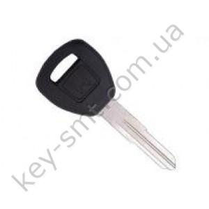 орпус ключа с местом под чип Honda Accord, Civic и другие, лезвие HON58R, без логотипа /D
