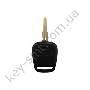 Корпус ключа Nissan Bluebird, 1 кнопка, лезвие NSN11 /D
