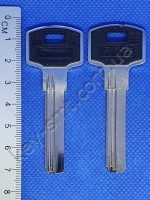 AP1BP D-319 метал-пластик длинный 38 mmX8.7 mm/Xianpai/ как BAODEAN