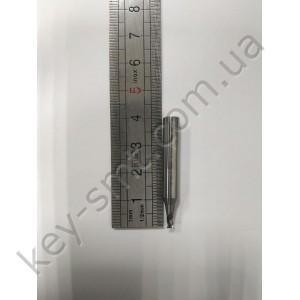 Фреза вертикальная 2,5мм EW5525B   6D*40L*3F  HSS Raise