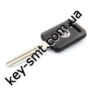 Корпус ключа с местом под чип Nissan Almera, Patrol, Primera и другие, лезвие NSN14, тип 1 /D