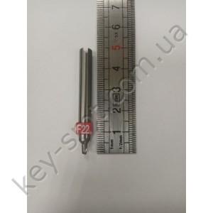 Фреза вертикальная 2,5мм F22 D740423ZB /Silca/