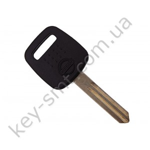 Корпус ключа с местом под чип Nissan Almera, Patrol, Primera и другие, лезвие NSN14, тип 2 /D