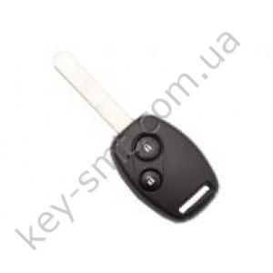 Ключ Honda Odyssey, 433 Mhz, PCF7936/ ID46, 2 кнопки, лезвие HON66 /D