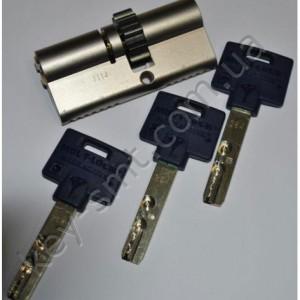 Цилиндр MUL-T-LOCK INTERACTIVE (50х65)к/к сатин шестерня