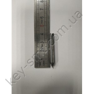 Фреза вертикальная 2,5мм W302 /P-1452  6D*40L*2*3F  CARBIDE /Raise2019 проф, серия
