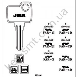 FAR1D /JMA/
