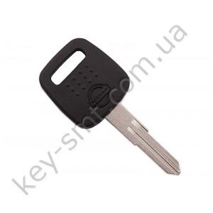 Корпус ключа с местом под чип Nissan Micra, Vanette и другие, лезвие NSN11 /D