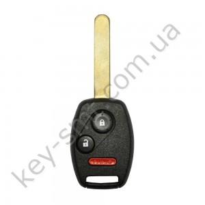 Ключ Honda Pilot, Америка, 433 Mhz, CWTWB1U545, PCF7936/ ID46, 2+1 кнопки, лезвие HON66 /D
