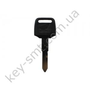 Корпус ключа с местом под чип Honda LEAD 100, SF X50 и другие, лезвие HON41 /D