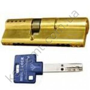 Цилиндр MUL-T-LOCK INTERACTIVE (33х33)к/к латунь