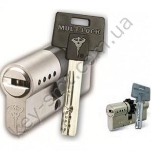 Цилиндр MUL-T-LOCK Classic (55х55)к/к