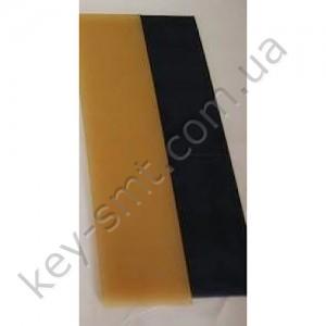 Лист полиуретана (97 A)180*260*6.0mm цв.черный