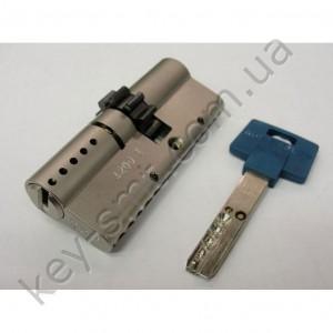Цилиндр MUL-T-LOCK INTERACTIVE (33х33)к/к сатин шестерня